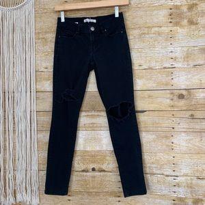 BCBGeneration Distressed Jeans